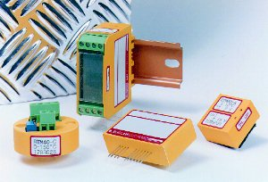 Soclair Electronic transducers and converters are available in various housings and for all technically feasible ranges